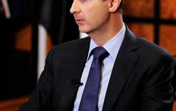 Башар Аль-Асад: Капитан не бежит с корабля