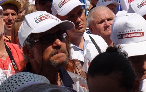День Европы, марш оппозиции и антифашистский марш (ВИДЕО)