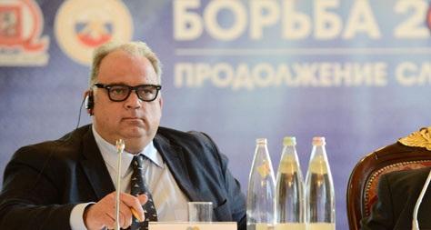 Новый президент FILA о нововвведениях в борьбе