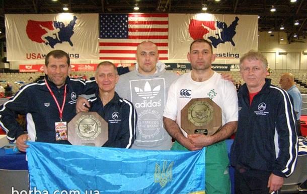 Відкритий Чемпіонат з греко-римської боротьби Сполучених Штатів Америки