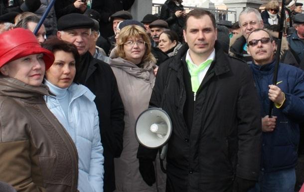 Прощавай, Київрада! 2 червня кияни об`являть війну депутатам Київради.