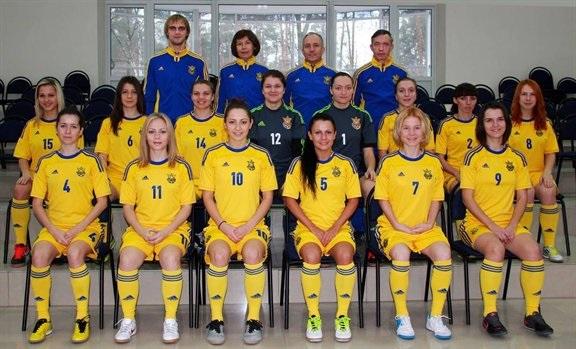Женская сборная по футзалу сыграет на Международном турнире.