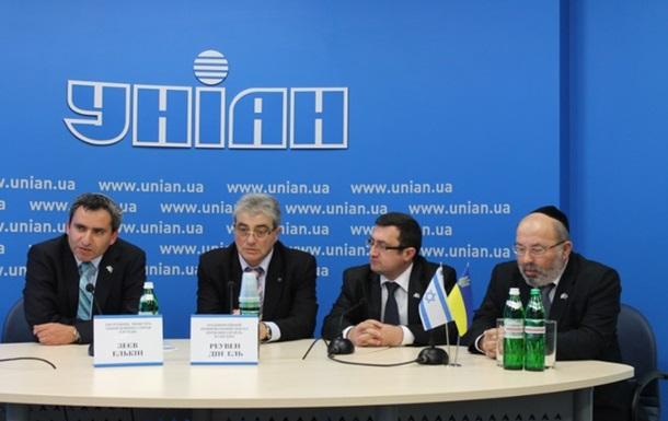 Израиль чувствует ответственность за еврейскую общину Украины