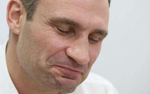 5 грехов Виталия Кличко