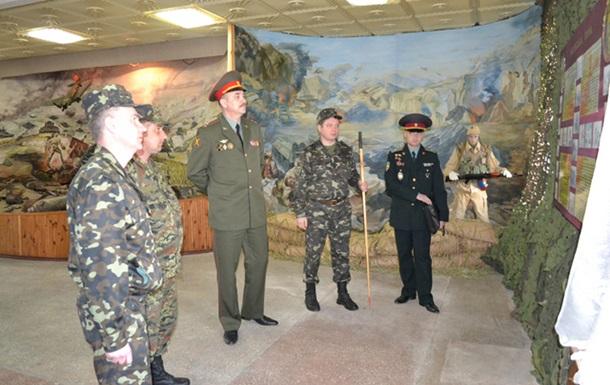 Військовий аташе Російської Федерації відвідав Володимир-Волинський гарнізон