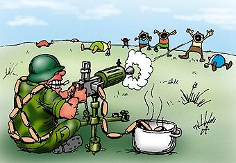 Холодная война авдеевской оппозиции
