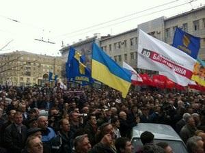 Захваченный шакалами Харьков живет по законам джунглей