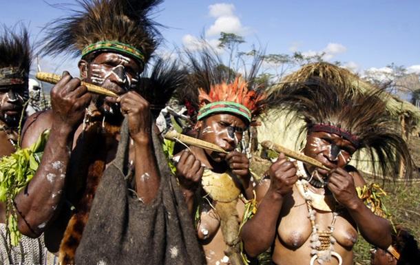 Что плохого в месте между Папуа и Новой Гвинеей?