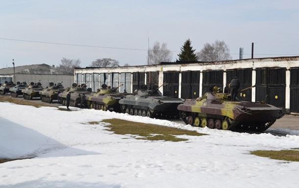 400 кілометрів шляхами Волині здолали під час маршу комбати-піхотинці
