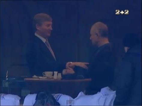 «Динамо» - «Шахтар». Гра без реверансів або перебіг матчу очима українця