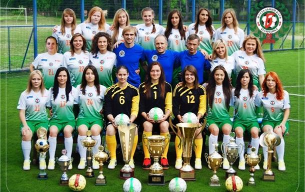 Беличанка НПУ  - восьмикратные чемпионы Украины!!! + ВИДЕО