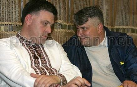 «Свободівець» Андрій Мохник має вибачитися перед Олесем Донієм