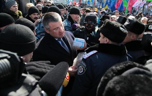 Аквалангісти в Києві та зникла Постанова