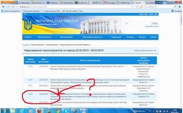 Информационная «утка» полетела к Президенту
