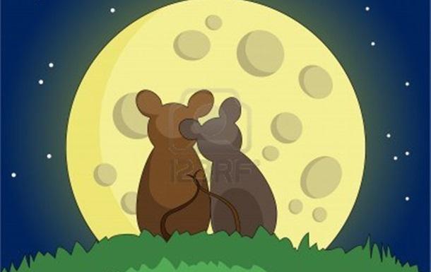 Луна сделана из сыра, а власти скрывают!