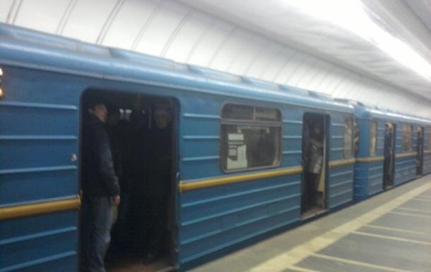 Київський метрополітен без світла ( ВІДЕО+ФОТО )