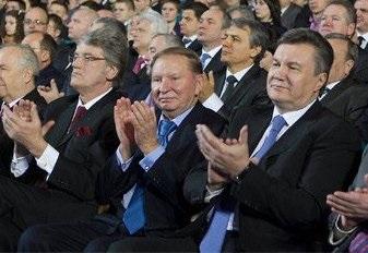 Кучма, Ющенко, Добкін, Кернес і К°- члени майбутньої української  палати лордів