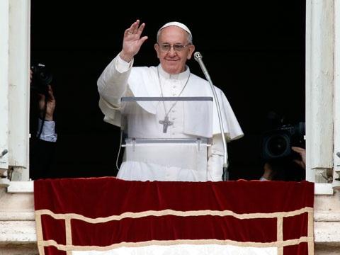 Новый мир для нового папы