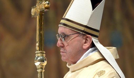 Код Франциска для Украины