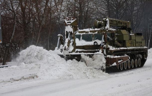 На Волині військові визволили з снігової пастки 10 сіл!