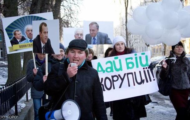 Громадськість показала обличчя тих, хто гальмує антикорупційні реформи в Україні