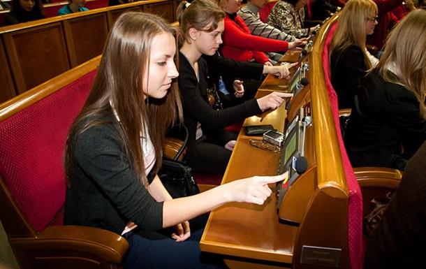 Молодь має самостійно обирати своє майбутнє!