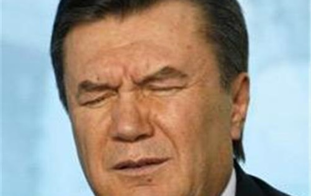 Правила жизни Виктора Януковича