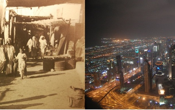 Заметки об Эмиратах