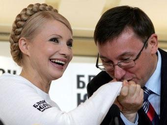 Тимошенко и Луценко в обмен на членство в ЕС