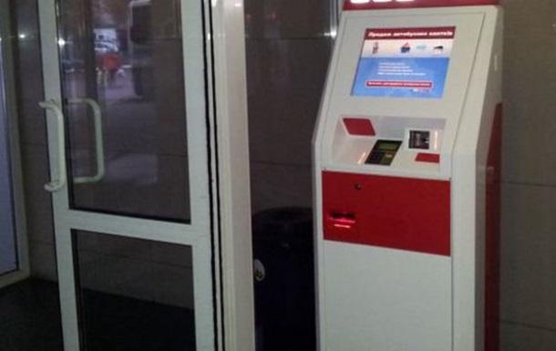 Первые автобусные терминалы в Украине