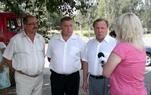 Власть в лице члена ОПГ мэра г.Днепродзержинска Сафронова С.А.,