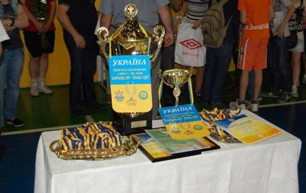 «Беличанка-НПУ» выходит в 1/4 финала Кубка Украины 2013