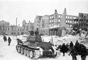 Сталинградская битва как срез мировой истории и «пофигизма» украинских властей