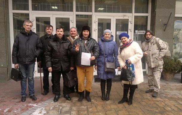 Громадська Рада КМДА створена сьогодні 28.01.13
