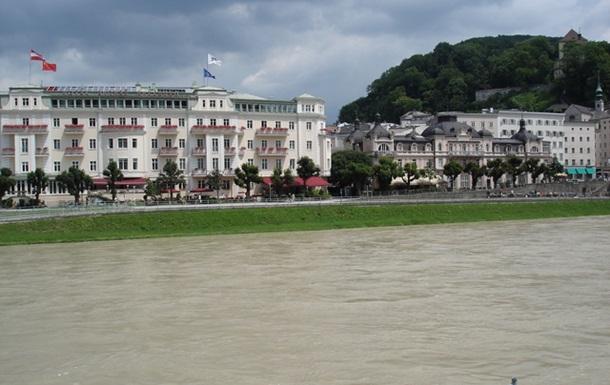 Город Моцарта и соли
