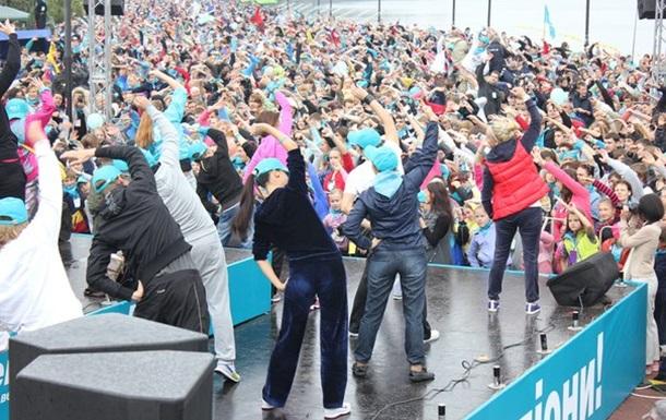 Физкультура и массовый спорт как национальный проект