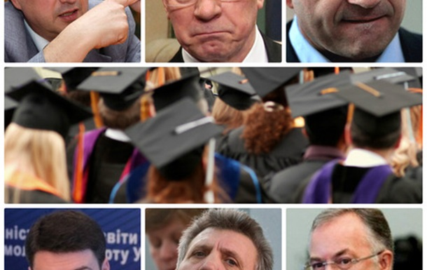 Законопроект  Про вищу освіту  Ківалова – Табачника. Дежавю та плагіат.