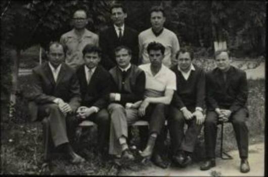 Розвиток української радянської культури у другй половині ХХ століття