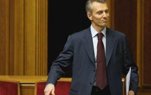 Зачем и куда на самом деле ушел г-н Хорошковский?