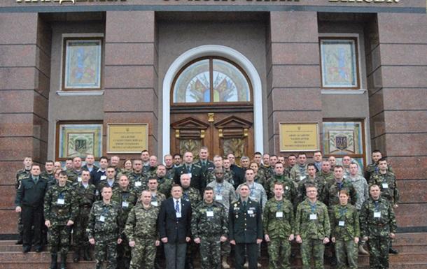 У Львові військові почали  планування «Репід Трайдент-2013»