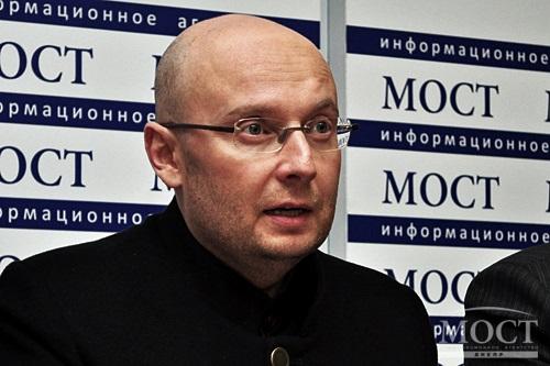 Днепропетровский правозащитник Николай Кожушко отказался от гражданства Украины