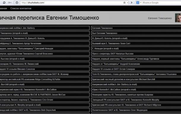 Тайны и секреты семьи Тимошенко