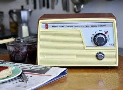 Радио в пустой хате