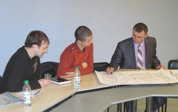 В Школі студентського самоврядування залучали ресурси для реалізації проектів