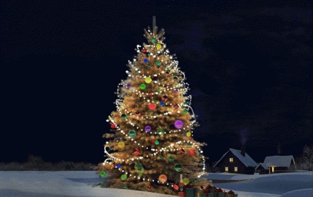 Новогодняя елка — языческое святое дерево