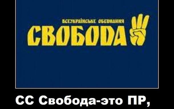 Игры Януковича и Тягныбока!