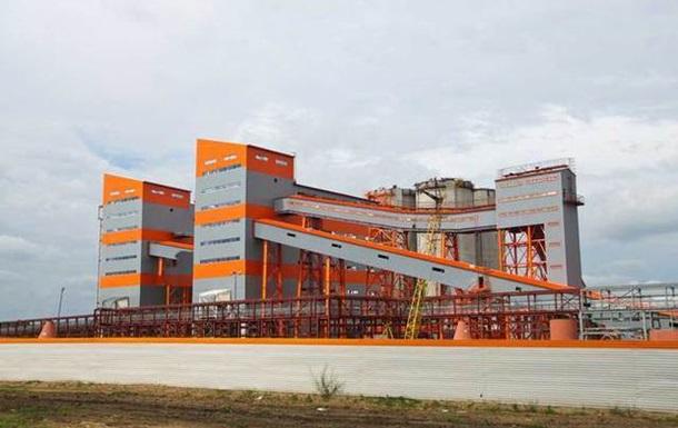 В пгт. Подгоренское Воронежской области открылся цементный завод