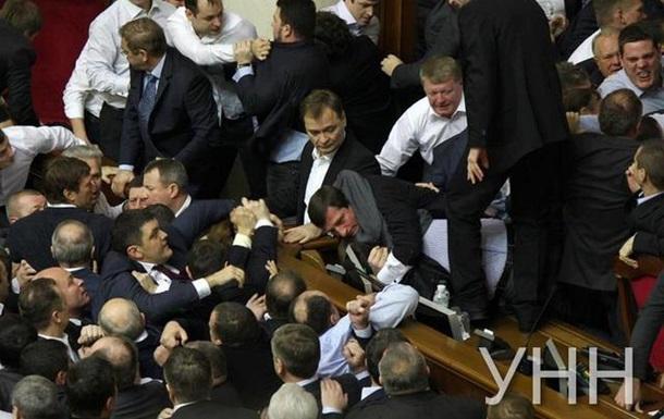Парламентські торги тривають