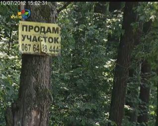 Как маленький ПГТ оттяпал от большого Киева 3422 га
