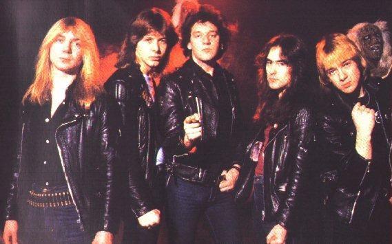 Ветераны Iron Maiden: У нас у каждого своя бутылка виски